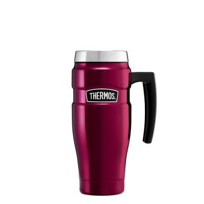 Stainless King™ Travel Mug 470ml Raspberry