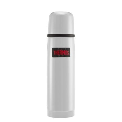 Light and Compact Flask 500ml -Stainless Steel