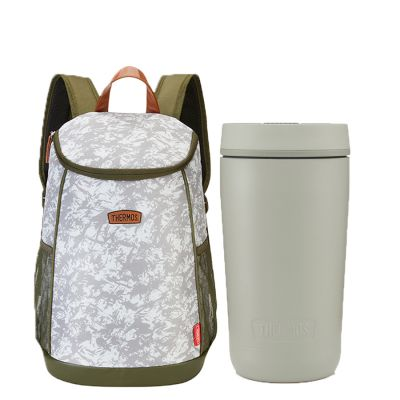 The Urban Insulated Backpack / Guardian Series Tumbler Set