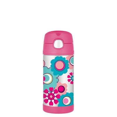FUNtainer® Bottle 355ml Floral