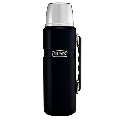 Stainless King™ Flask 1.2L-Midnight Blue