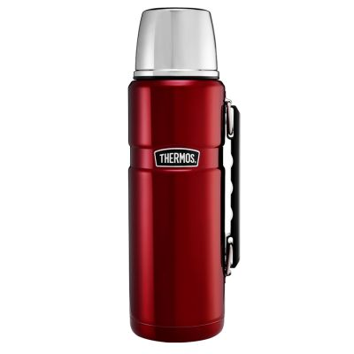 Stainless King™ Flask 1.2L-Red
