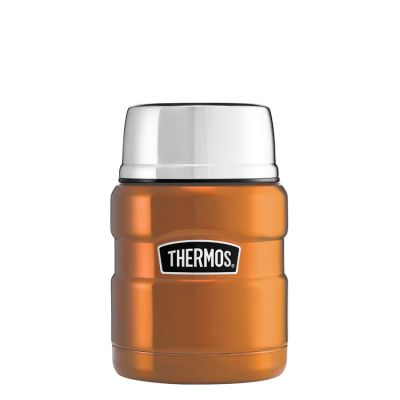 Stainless King™ Food Flask 470ml -Copper