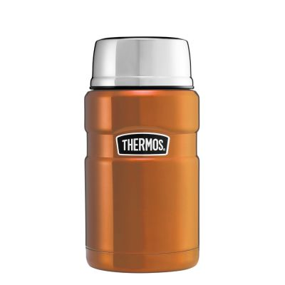 Stainless King™ Food Flask 710ml-Copper