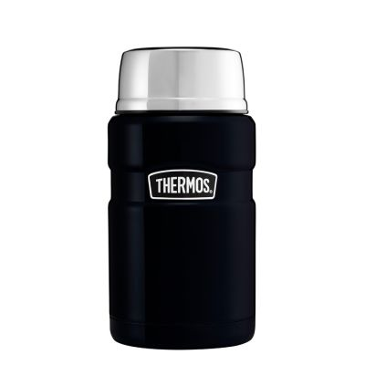 Stainless King™ Food Flask 710ml-Midnight Blue