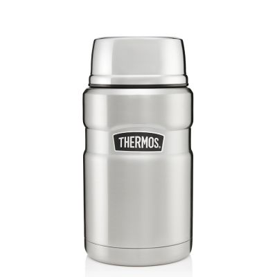 Stainless King™ Food Flask 710ml-Brushed Steel