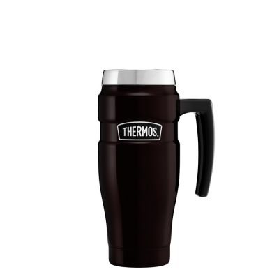 Stainless King™ Travel Mug 470ml -Matt Black