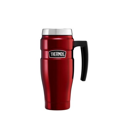 Stainless King™ Travel Mug 470ml -Red