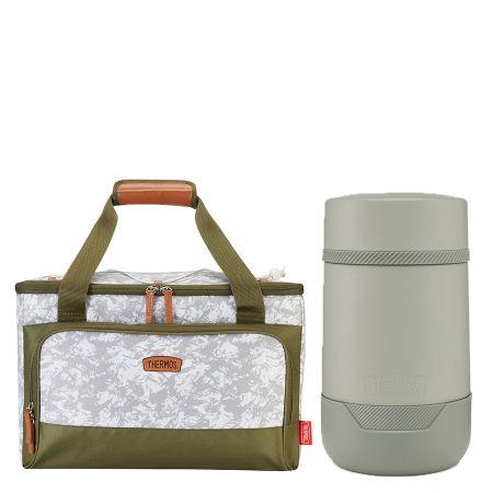 The Urban Cool Bag / Guardian Series Food Flask Set
