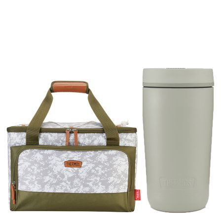 The Urban Cool Bag / Guardian Series Tumbler Set