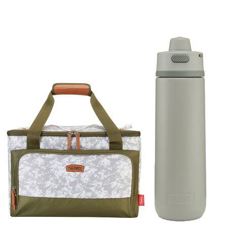 The Urban Cool Bag / Guardian Series Hydration Bottle Set