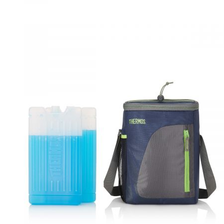 Radiance 12 Can Cooler / Ice Pack 2 x 200g Set