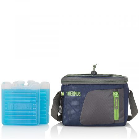 Radiance 6 Can Cooler / Ice Pack 2 x 100g Set
