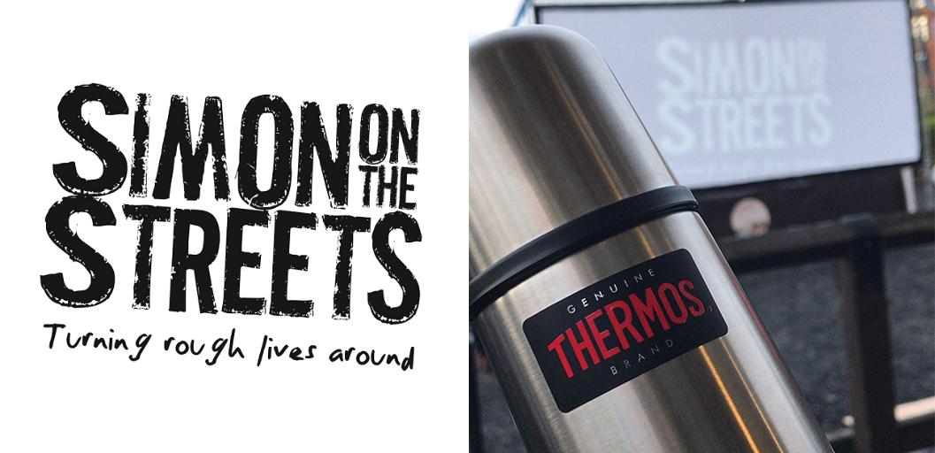 Thermos Simon on the Streets