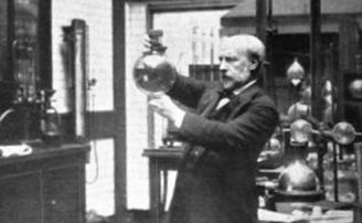 Sir James Dewar circa 1910